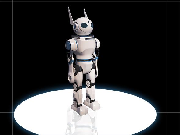 ARFI Robot - 3DOcean Item for Sale