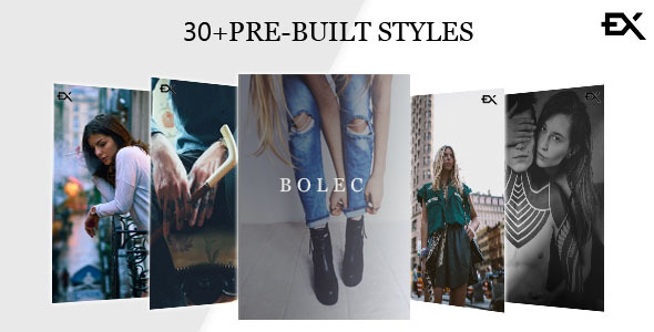 Bolec - Photography & Portfolio Theme