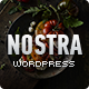 Nostra - An Elegant Cafe & Restaurant WordPress Theme - ThemeForest Item for Sale