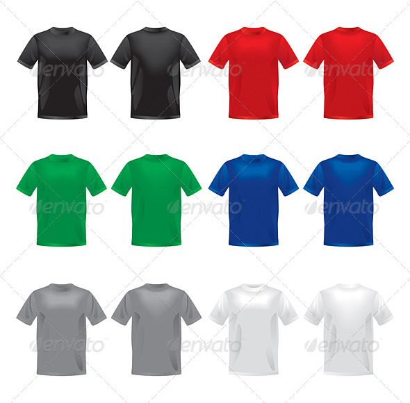 Vector shirts - Concepts Business