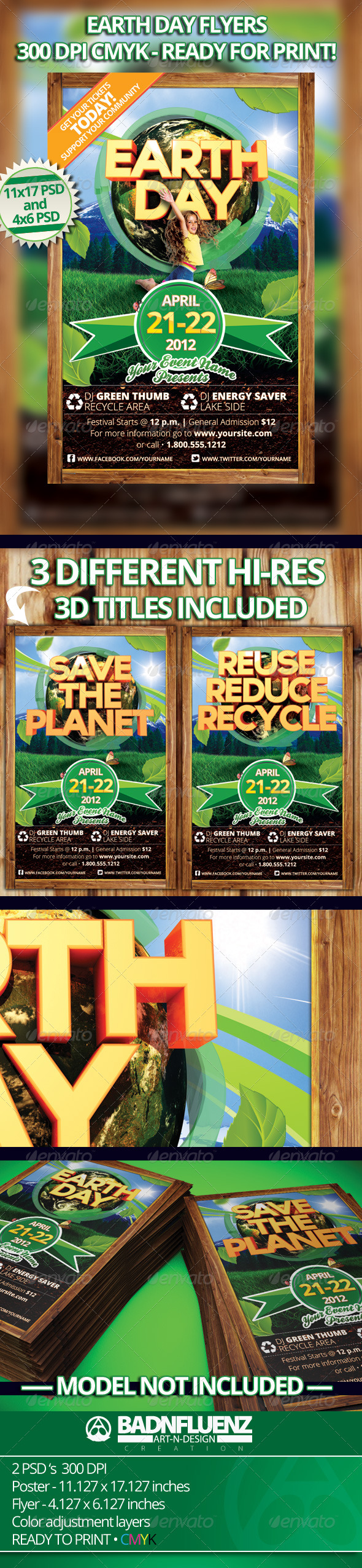 Earth Day Celebration - Holidays Events