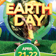 Earth Day Celebration - GraphicRiver Item for Sale