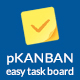 pKANBAN - Personal Task Board - CodeCanyon Item for Sale
