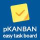 pKANBAN - Personal Task Board