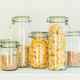 Uncooked cereals, grains, beans and pasta for healthy cooking - PhotoDune Item for Sale