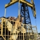 The Pumping Unit on a Well. Equipment of Oil Wells - VideoHive Item for Sale