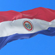 Flag of Paraguay Waving - VideoHive Item for Sale