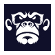 Monkey Logo - GraphicRiver Item for Sale