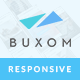 Buxom - Responsive Multi-Purpose Muse Template - ThemeForest Item for Sale