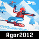 Snowboarding People - GraphicRiver Item for Sale