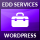 EDD Services - Fiverr-like Sales for Wordpress