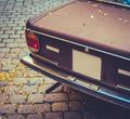Seventies Brown Car - PhotoDune Item for Sale