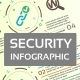 Security Infographic Elements - GraphicRiver Item for Sale