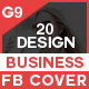 Bundle Facebook Cover - 20 Design - GraphicRiver Item for Sale