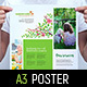 Gardener Poster Template - GraphicRiver Item for Sale