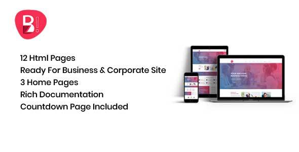Bisinizi - Business And Corporate Template
