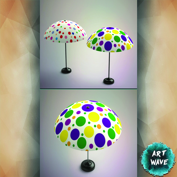 Umbrella - 3DOcean Item for Sale