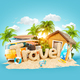The word Travel  - PhotoDune Item for Sale