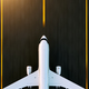 White commercial airplane  - PhotoDune Item for Sale