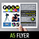 Videographer Flyer Template - GraphicRiver Item for Sale