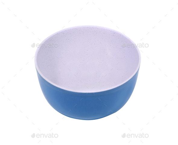 Empty pialat isolated on white - Stock Photo - Images