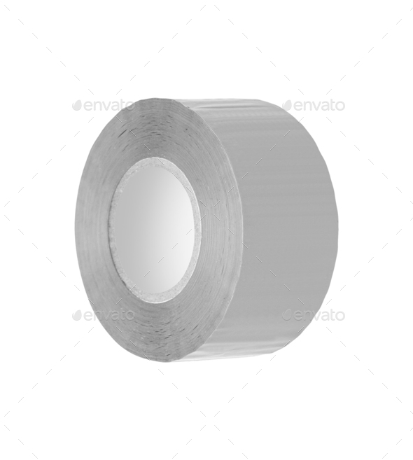 a roll of tape - Stock Photo - Images