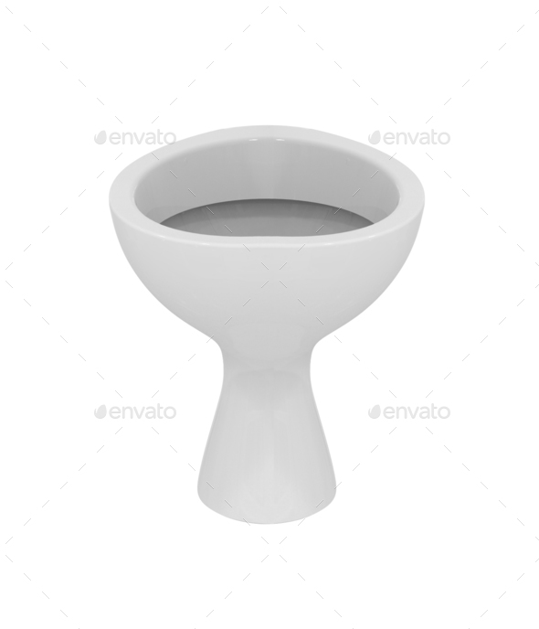 blank egg holder isolated on white - Stock Photo - Images