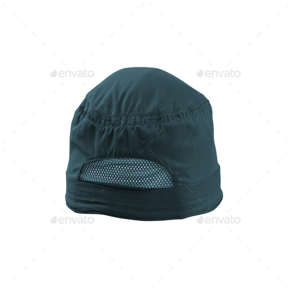 fabric hat isolated - Stock Photo - Images