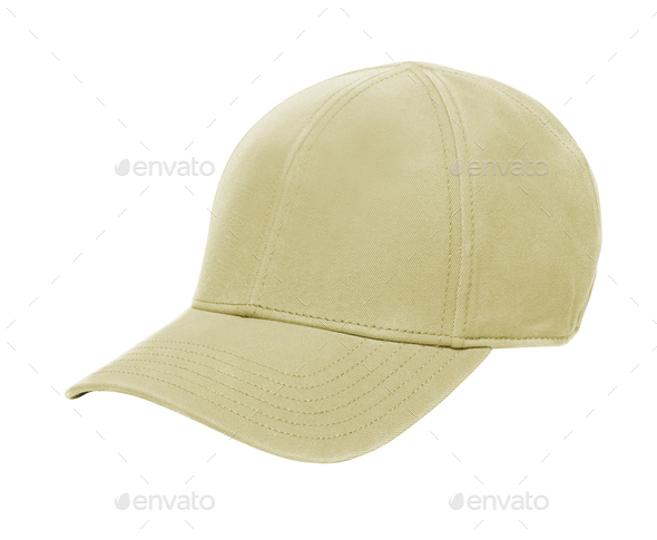 Hat Isolated on White - Stock Photo - Images