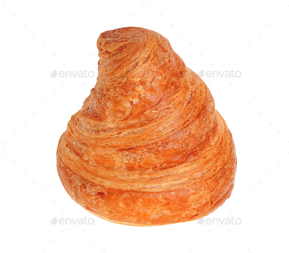 New baked bun - Stock Photo - Images
