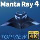 Manta Ray 4 - VideoHive Item for Sale