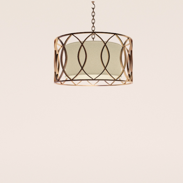 Troy Llightning chandalier - 3DOcean Item for Sale