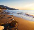 Picturesque Mediterranean seascape in Turkey - PhotoDune Item for Sale