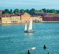 Sailboat in Venice - PhotoDune Item for Sale