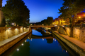 Seine River at midnight - PhotoDune Item for Sale