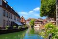 Strasbourg houses on river - PhotoDune Item for Sale