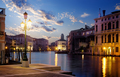 Sunset over grand canal - PhotoDune Item for Sale