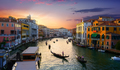 Sunset over Venice - PhotoDune Item for Sale
