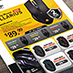 Product Flyer - Mouse Gaming Promotion Flyer - GraphicRiver Item for Sale