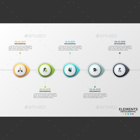 Modern Infographic Timeline - Infographics