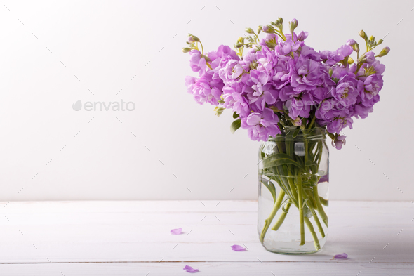 Bouquet of spring flowers - Stock Photo - Images