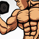 Bodybuilder 3 - GraphicRiver Item for Sale
