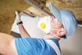 Insulating Material Installation - PhotoDune Item for Sale