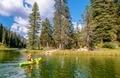 Lake Misurina Kayaking - PhotoDune Item for Sale