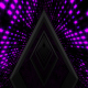 3D Geometric Triangle Tunnel Loop - VideoHive Item for Sale