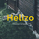 Helizo Premium Creative Design Keynote Template - GraphicRiver Item for Sale