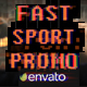 Fast Sport Promo - VideoHive Item for Sale