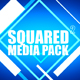 Squared Media Pack - VideoHive Item for Sale