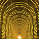 Golden Tunnel Loop - VideoHive Item for Sale