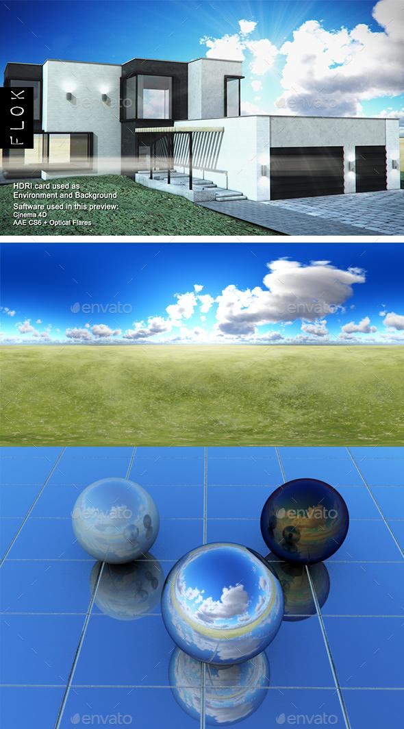 Daylight Desert 88 - 3DOcean Item for Sale